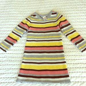 Gymboree girls long sleeve dress 4t